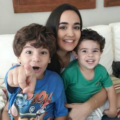 Thamiris, Au pair from Brazil