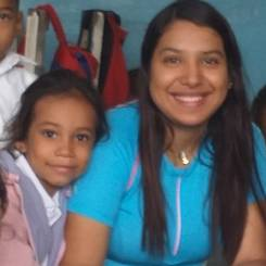Arianna, Au pair from Venezuela
