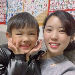 Jieling, Au pair from China