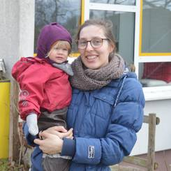 Sarah, Au pair from Germany