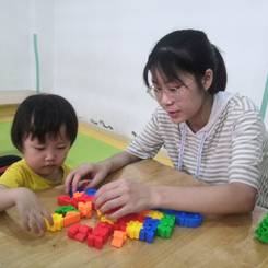 Xuehui, Au pair from China
