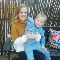 Siobhan, Au pair from South africa