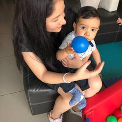 Jocelyn, Au pair from Mexico