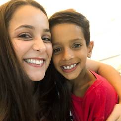Rafaella, Au pair from Brazil