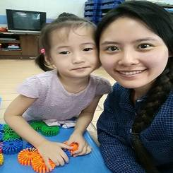 Xian, Au pair from China