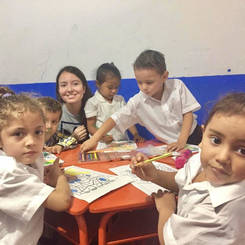 Vivian, Au pair from Colombia