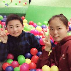 Yongcui, Au pair from China