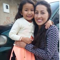 Maria, Au pair from Colombia