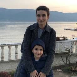 Nur, Au pair from Turkey